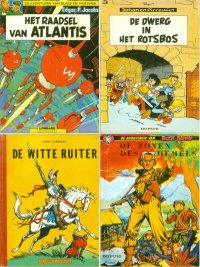 gilbert declercq favorite strips